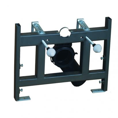 wall hung toilet frame